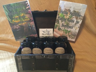 Starter Apothecary for Beginner Herbalists